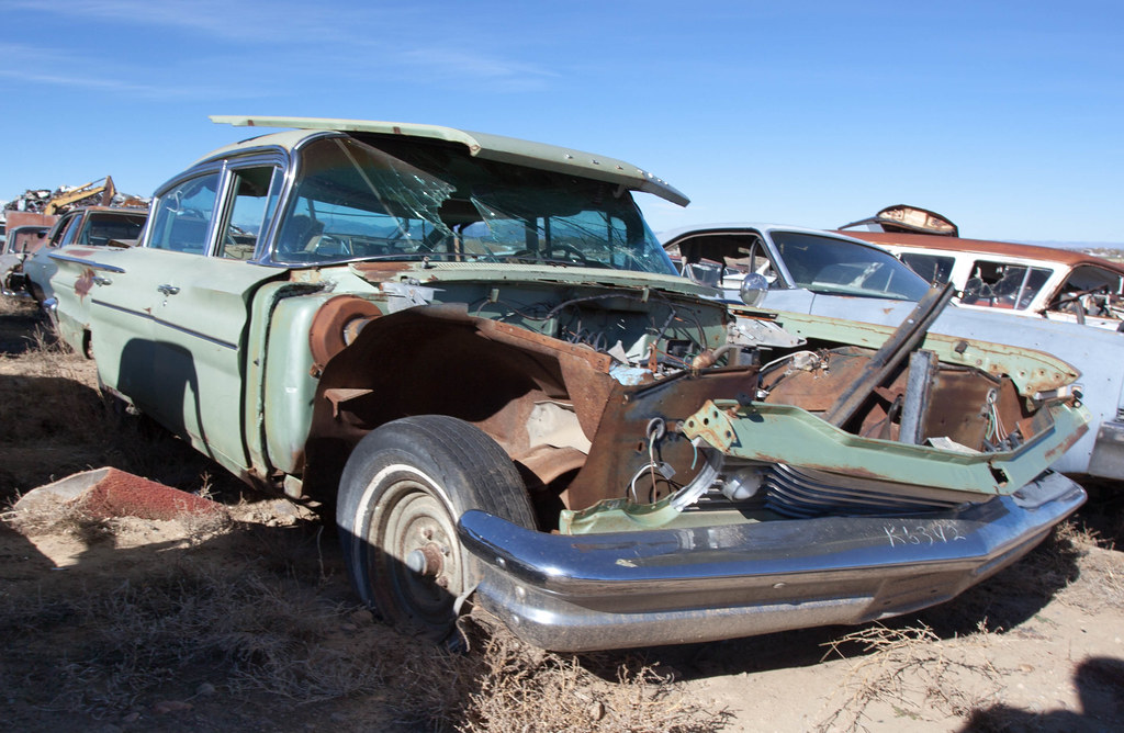Carlisle Auto Salvage >> The World's most recently posted photos of catalina and pontiac - Flickr Hive Mind