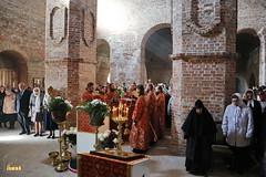 46. Первое богослужение в храме г.Святогорска 30.09.2014