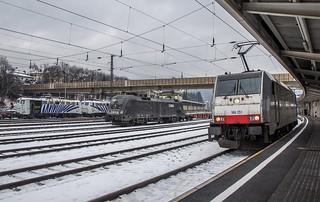 186 251, 1116 182 und 139 133 und 177 in Kufstein (5.12.17)