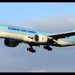 B777-FB5 | Korean Air Cargo | HL8044 | FRA thumbnail