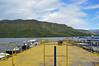 Muelle (Tato Avila) Tags: colombia colores cálido cielos casas arquitectura naturaleza nikon nubes muelle tolima prado agua arboles montañas