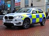 West Midlands Police BMW X5 Armed Response Vehicle (OPS155) BX64 MSV, Birmingham City Centre. (Vinnyman1) Tags: west midlands police bmw x5 firearms vehicle ops155 bx64 msv arv armed response ops operations wmp emergency services service rescue 999 birmingham city centre england uk united kingdom gb great britain football command afo authorised firearm officer oficers