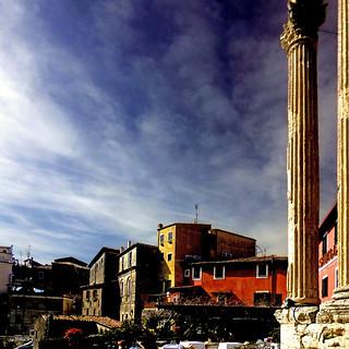 Acropoli di Tibur, Tivoli, Italia