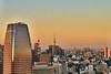 東京スカイツリー / Tokyo Skytree (yiming1218) Tags: 東京 スカイツリー tokyo skytree tower architecture asakusa 淺草 浅草 japan japanese 晴空塔 天空樹 sony ilce7rm2 a7r2 a7rm2 gm g master 2470mm fe f28 東京鐵塔 東京タワー sunset landscape