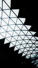 Triangles (victor_shv.) Tags: triangle saw dark architecture lines black monochrome colors geometrically sky lg g5