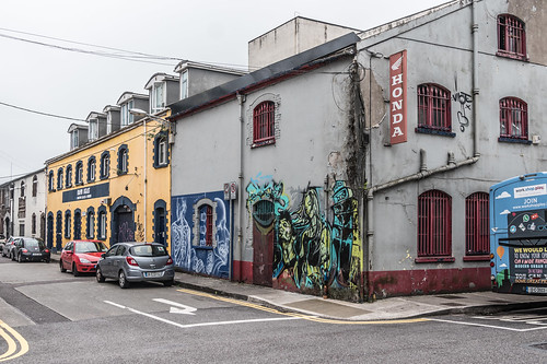 EXAMPLES OF STREET ART IN CORK CITY [PHOTOGRAPHED 2017]-133921