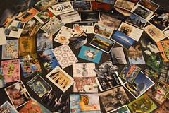 postcrossing wheel (317/365) (werewegian) Tags: postcrossing postcards colourful around world spin random werewegian nov17 365the2017edition 3652017 day317 13nov17