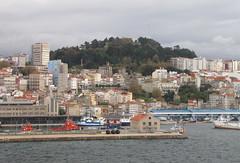 Vigo, Spain - IMG_8439a (Captain Martini) Tags: cruise cruising cruiseships royalcaribbean navigatoroftheseas vigo spain galicia castrofortress sansebastianfortress