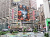 Justice League Billboard 37th and Broadway NYC 3729 (Brechtbug) Tags: justice league standee poster man steel superman pictured the flash cyborg dark knight batman aquaman amazonian wonder woman 37th st broadway midtown manhattan 2017 nyc 11172017 movie billboards new york city advertisement dc comic comics hero superhero krypton alien bat adventure funnies book character near bruce wayne millionaire group america jla team