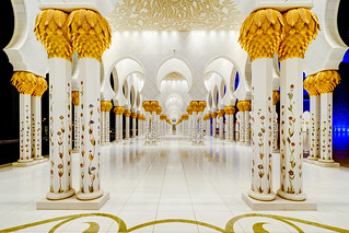 Palace of a thousand columns