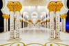 Palace of a thousand columns (Karsten Gieselmann) Tags: 714mmf28 architektur asien blauestunde em5markii exposurefusion gelb gold mzuiko microfourthirds olympus photomatix reise sakralbauten sheikhzayedgrandmosque vae weis architecture bluehour golden kgiesel m43 mft travel white yellow abudhabi vereinigtearabischeemirate mariammotherofeisamosque mariamummeisamosque