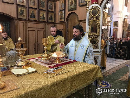 19-20.11.17 - Архієпископ Філарет відвідує Мінську єпархію