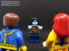 Lego Marvel Tar Baby (X-Men's Morlocks) Minifig MOC DTB060 (downtheblocks) Tags: tarbaby xmen marvel morlocks lego minifig cyclops jeangrey superhero supervillain