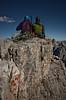 Top (Martin Ferschmann) Tags: summit climbers rope southtirol alps südtirol cime di lavaredo drei zinnen kleine zinne picola cima arampicare seilschaft seil corda