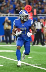 Thanksful (Brook-Ward) Tags: brook ward ameer abdullah 21 detroit lions detroitlionsnfl nfl national football league sports game action ford field