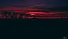 RedNovember (Tier6Media) Tags: sky red november farm clouds nature beauty bloodred treeline landscape