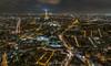 View on Paris from Montparnasse tower (Henk Verheyen) Tags: parijs paris autumn city herfst stad îledefrance frankrijk fr view overview overzicht uitzicht cityscape stadsgezicht eiffeltoren eiffel tower