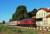 Vulchi Dol (Krali Mirko) Tags: bdz train diesel locomotive ludmilla lugansk 07106 bulgaria railway station transport бдж влак локомотив вълчи дол българия железница жп