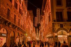 (Sajivrochergurung) Tags: italy florence christmas shopping