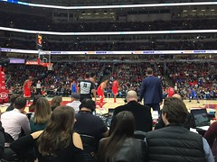 "Chicago Bulls vs Oklahoma City Thunder • <a style=""font-size:0.8em;"" href=""http://www.flickr.com/photos/109120354@N07/26424512659/"" target=""_blank"">View on Flickr</a>"