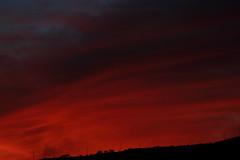 Sunset 10 20 17 #35 (Az Skies Photography) Tags: sun set sunset dusk twilight nightfall sky skyline skyscape arizona az rio rico riorico rioricoaz arizonasky arizonaskyline arizonaskyscape arizonasunset cloud clouds red orange yellow gold golden salmon black october 20 2017 october202017 102017 10202017 canon eos 80d canoneos80d eos80d