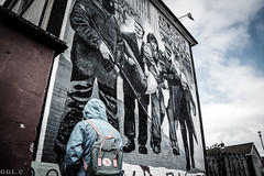 Bogside. Derry. Reflect for yourself. (guigonliz) Tags: leckyrd leckyroad lecky road derry bogside civil rights association 30th january bloodysunday battle ireland irlanda irland アイルランド irlande baile átha cliath éireann eire éire república de republic pub taberna パブ ciudad city città ville シティ stadt ciutat chathair europa europe european ヨーロッパ people gent gente 人 menschen daoine gens persone life vida vita la vie nikon d5200 ニコン art street calle carrer 通り paint ペイント pintura peindre northern northernireland norte nord taobhanbhogaigh londonderry