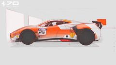 Ferrari_488 s (Stefan Marjoram) Tags: ferrari sketch drawing art ipadpro procreate car racing