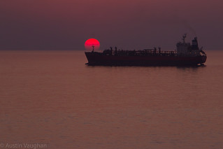 Persian Gulf Sunset