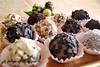 Tartufini di ricotta con cacao e cocco (Le delizie di Patrizia) Tags: tartufini di ricotta con cacao e cocco le delizie patrizia ricette dolci dessert