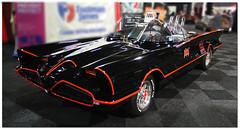The Lincoln Futura Batmobile (big_jeff_leo) Tags: batman comic dc superhero car carshow automotive auto lincoln oldcar customised custom vehicle iconic transport classic classiccar atomic