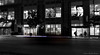 Chicago by night (Jean-Baptiste Brussier) Tags: chicago chicagobynight recolor blackandwhite blackandwhitephotography black longpose longexposure car effect flou blurred line northriver building myphoto canon canonphotography eos summer2016 holidays amateurphotography streetphotography nightphoto blueline whiteline