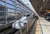 Riding the Shinkansen - Kyoto to Hiroshima (andyrousephotography) Tags: japan kyoto kyotostation shinkansen bullettrain train highspeed nozomi hikari sakura kodama design n700 n700a engineering aerodynamic slick speed andyrouse canon eos 5d3 5dmkiii ef24105mmf4l