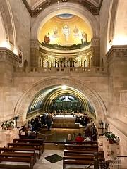 48 - Jézus színeváltozásának bazilikája - főoltár / Kostol Premenenia Pána - oltár