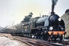 "Southern Railway Class N15 No.739 ""King Leodegrance"" (kitmasterbloke) Tags: kingleodegrance kingarthur southernrailway steamlocomotive train 460 n15 maunsell urie"