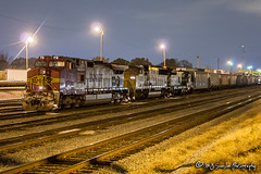 BNSF 712 | GE C44-9W | NS Forrest Yard (M.J. Scanlon) Tags: ns nsmemphisdistrict nsmemphisdistrictwestend nsforrestyard norfolksouthern night nighttime dark darkesthoursofthenight bnsf712 ge c449w bnsf bnsfrailway burlingtonnorthernsantafe burlingtonnorthernsantaferailway burlingtonnorthern bn bnsf6119 bn6119 bnsf1716 gn592 gn1716 sd9 gn greatnorthern memphis tennessee tree sky digital merchandise commerce business wow haul outdoor outdoors move mover moving scanlon canon eos engine locomotive rail railroad railway train track horsepower logistics railfanning steel wheels photo photography photographer photograph capture picture trains railfan