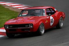 Simon Lane - Chevrolet Camaro (Boris1964) Tags: 2005heritagegrandtourers brandshatch