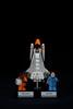 Mae Jemison and Sally Ride LEGO (Women of NASA) (Nomade Moderne) Tags: maggrid womenofnasa xe2 spaceshuttle nasa maejemison lego science fuji xf1855 stem space sallyride fujifilm magmod