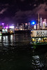 Hong Kong Night Star ferry 天星小輪 (HAMACHI!) Tags: hongkong 2017 night nightscene nightscape victoriaharbor bay skyscrapers starferry ferryboat illumination 天星小輪