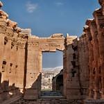 Храм Вакха, II-III в. Баальбек, Ливан thumbnail