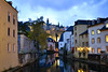 RIVER - Luxembourg (-MDCe) Tags: grund luxembourg ville city border frontière automne fall colors nightphotography night nikon europe castle fort river alzette saturday blue rampart rempart oldtown basse villebasse trip roadtrip trees cave stone oldbuilding oldcastle history season
