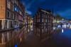 Amsterdam - RLD Panorama (030mm-photography) Tags: rot amsterdam netherlands niederlande holland city cityscape stadt sonnenuntergang sunset grachten leidsegracht keizersgracht kanal fluss canal light licht landscape landschaft städte reise travel