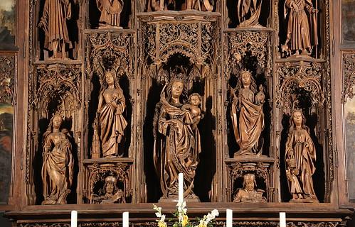 Altar St. Martin - Lorch  2017-09-17-7016