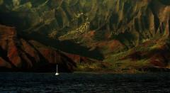 A Desire for Adventure (coollessons2004) Tags: hawaii kauai sloop sea pacificocean ocean