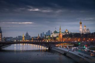 Moscow - Москва́