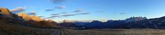 passo San Pellegrino verso est (Tabboz) Tags: montagna dolomiti vianormale roccia panorama vetta cima croce marmolada salita sentiero ghiaione corda discesa cordadoppia
