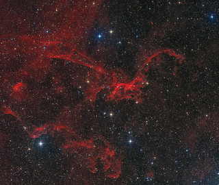 SH2-114 Flying Dragon Nebula