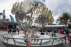 It's Universal Studios Time! (PANDORA OR LATER) Tags: 2017 21 america california hollywood la losangeles usa universal universalstudios universalstudioshollywood city travel cali blonde fashion sony rx100 blog newyorkcity newyork blogger wanderlust travelling traveller pose selfie