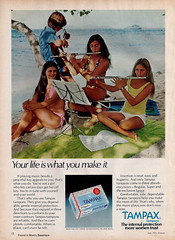 Tampex Girls with a Flute and Guitar Ensemble - 1975 (Brett Streutker) Tags: supermarket food store wall mart krogers ap woolworth foomark 1970 1980 1977 1963 1950 1967 kids mom mum shopping with dad nostalgia old days out business closed time muzak shop till you drop dollar tesco iga lion neighborhood school grandma grandpa cart 1970s 1960s 1950s vintage long lost summer job clerk cashier department coffee dairy cheakout lane monochrome