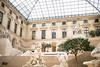 Indoor Sculpture Garden (nomadicmasons) Tags: louvre paris france thelouvre