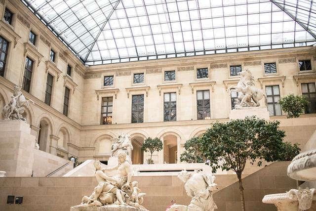 Indoor Sculpture Garden